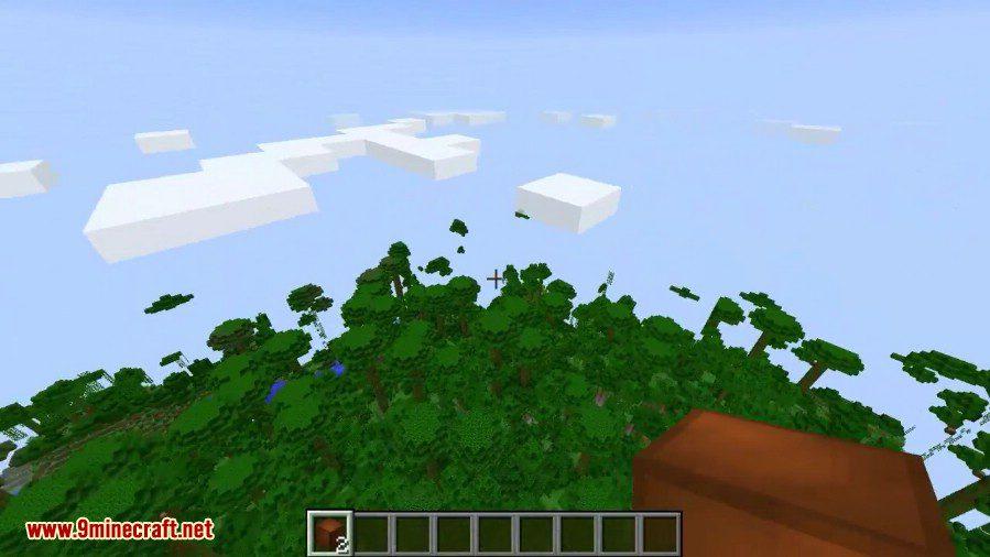 Skylands Mod 4