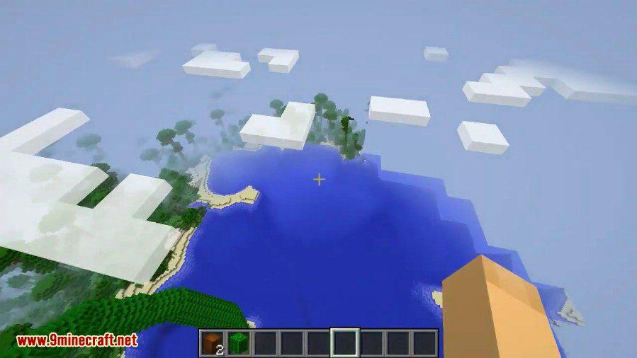 Skylands Mod 8