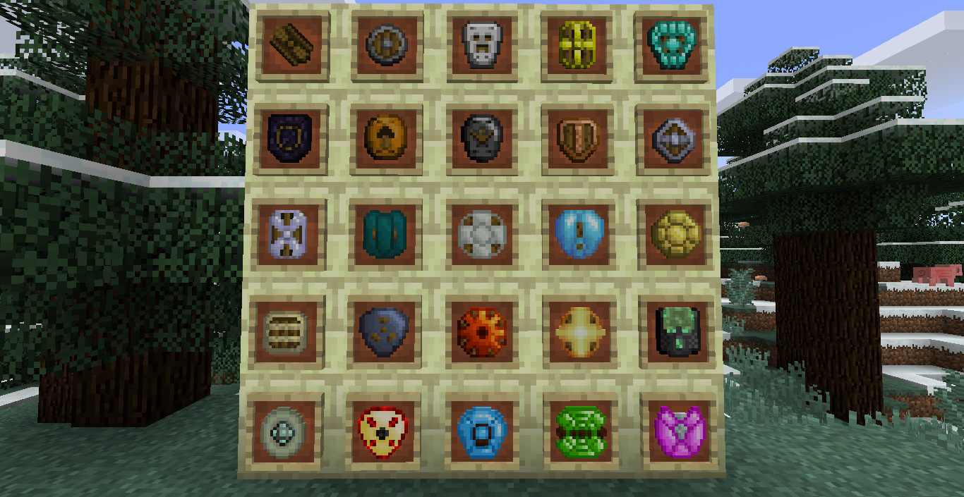 Spartan Shields Mod Screenshots 1