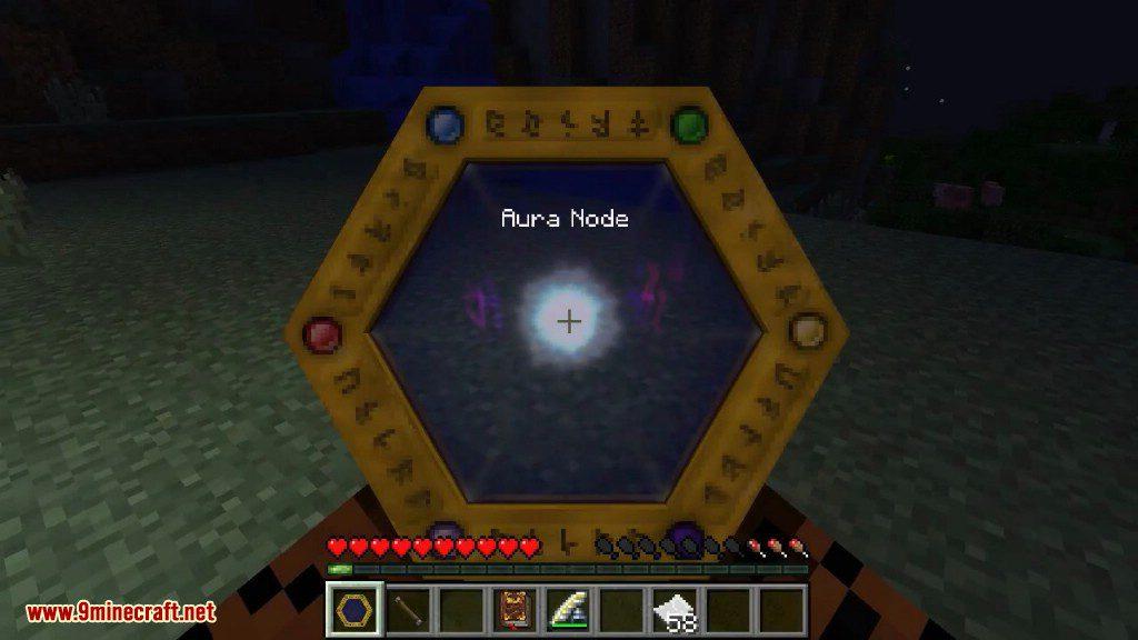 le mod wizardcraft 1.6.2