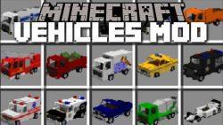 Vehicles Mod
