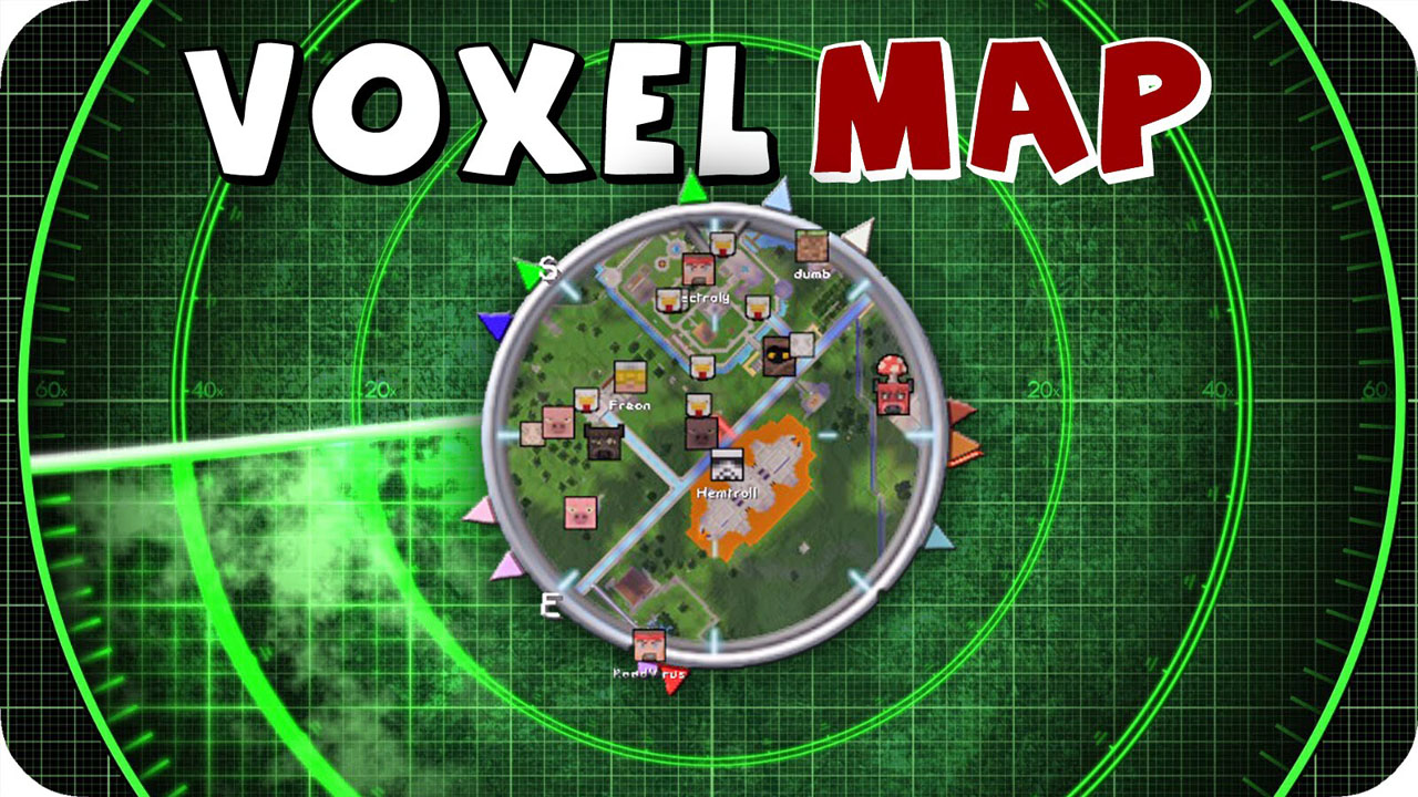 voxel map 1.12.2