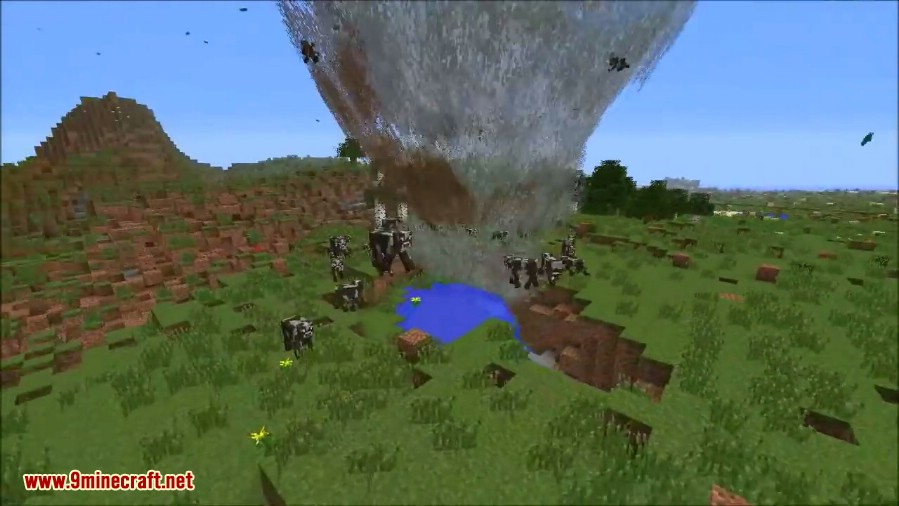 Weather Storms Amp Tornadoes Mod 1 12 2 1 10 2 9minecraft Net