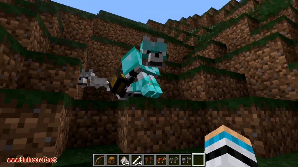 Wolf Armor & Storage Mod Screenshots 4