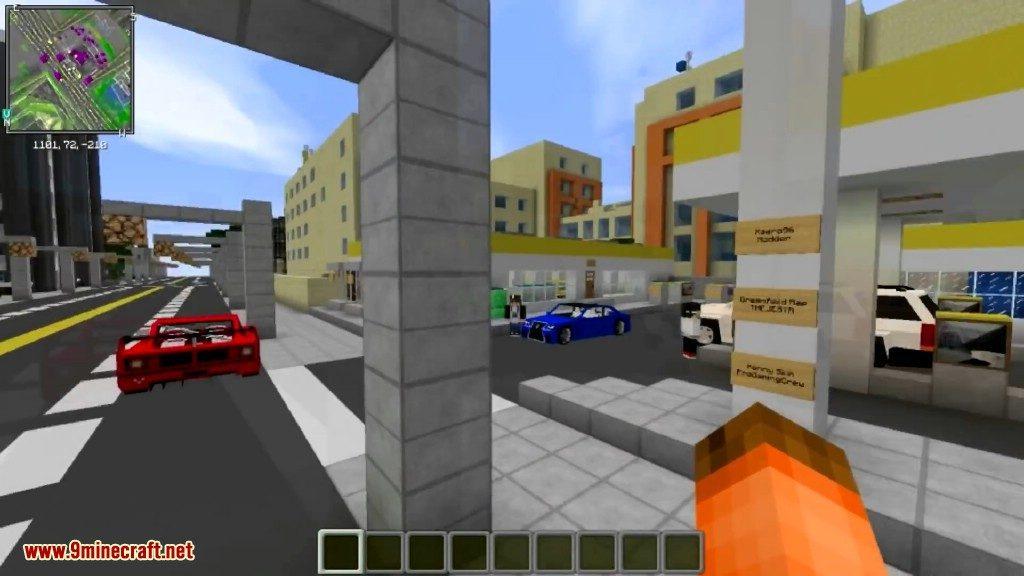 Xaero's Minimap Mod Screenshots 3