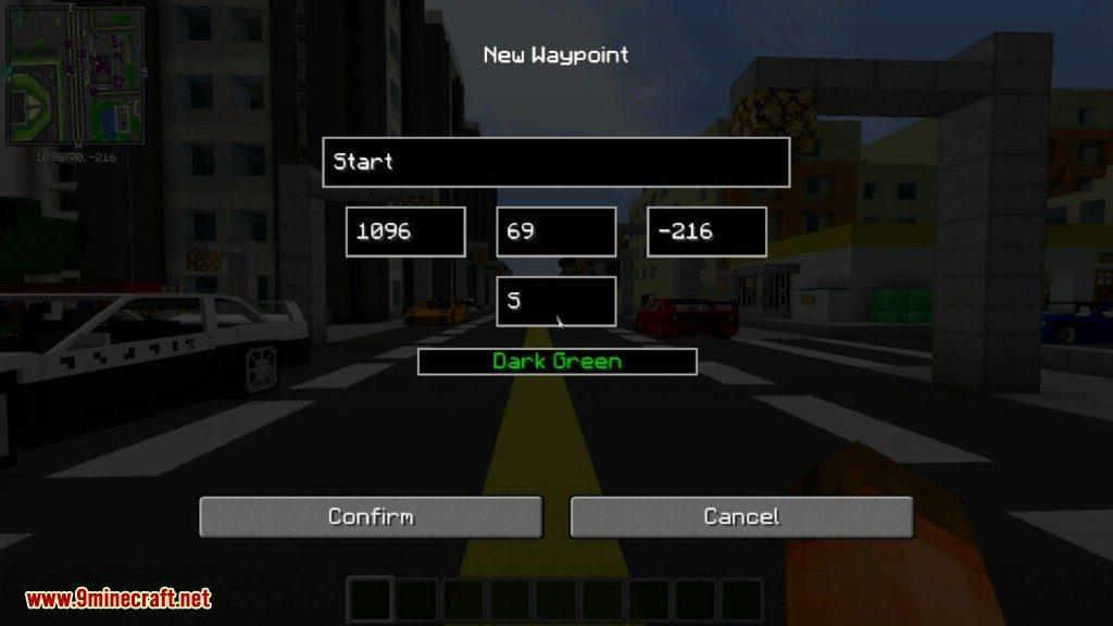 Xaero's Minimap Mod Screenshots 4