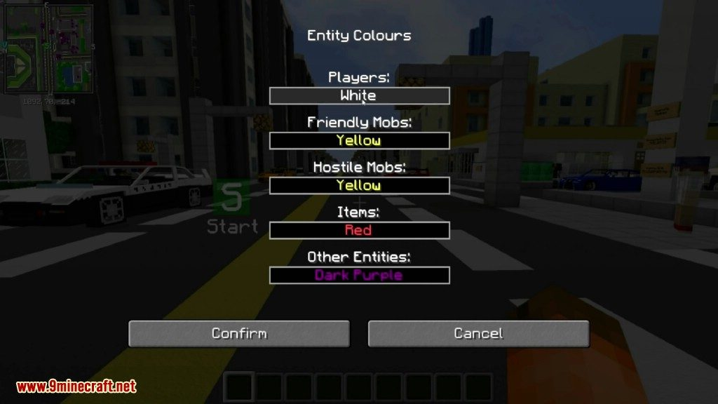 Xaero's Minimap Mod Screenshots 9