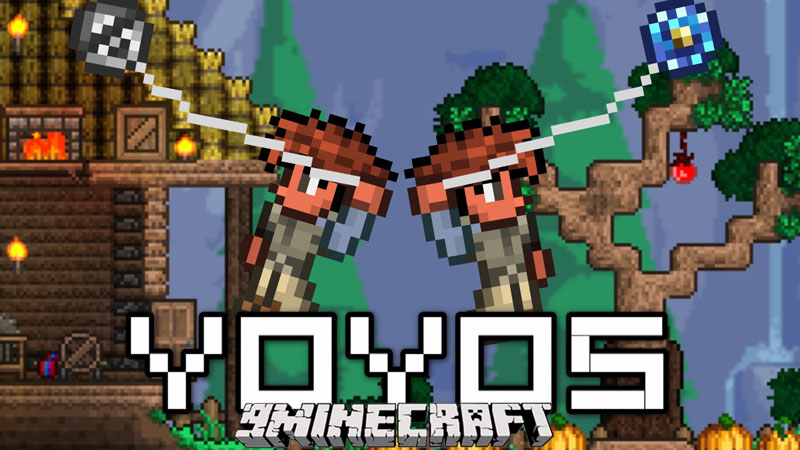 Yoyos Mod 1.12.2/1.10.2 Download