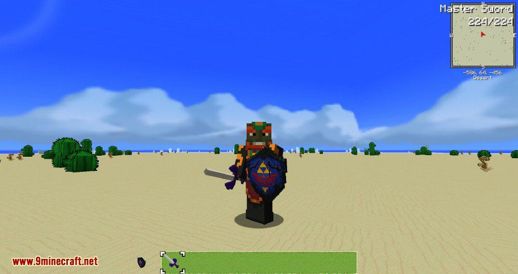 Zelda Mobs Mod Screenshots 1