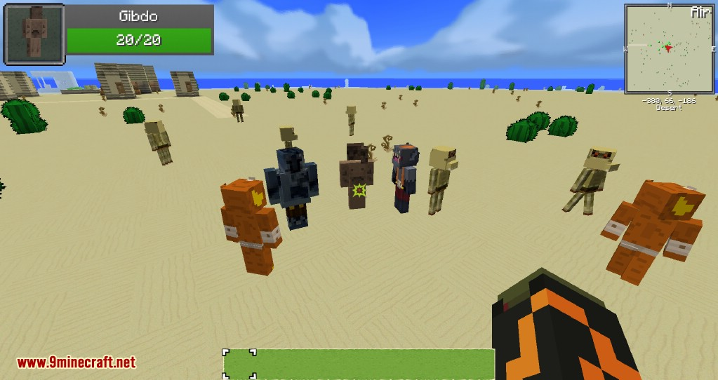 Zelda Mobs Mod Screenshots 2