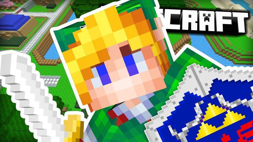 Minecraft Spielen Deutsch Skins Para Minecraft Zelda Bild - Skins para minecraft zelda