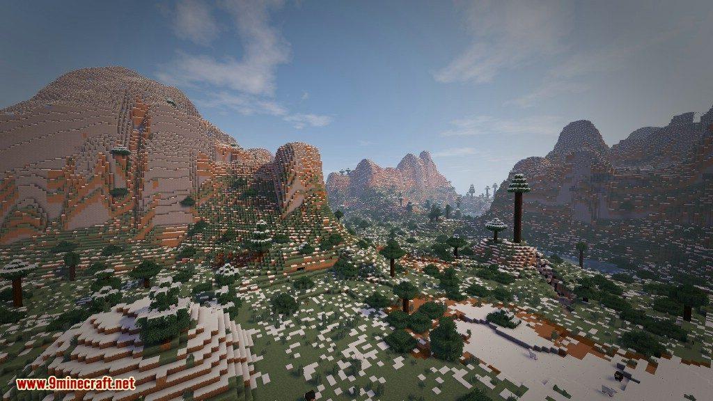 Biome Bundle Mod 1 12 2/1 11 2 (Remaking The Overworld
