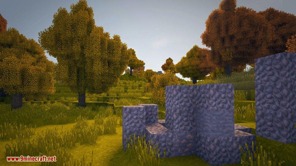 Biome Bundle Mod Autumnal Woods