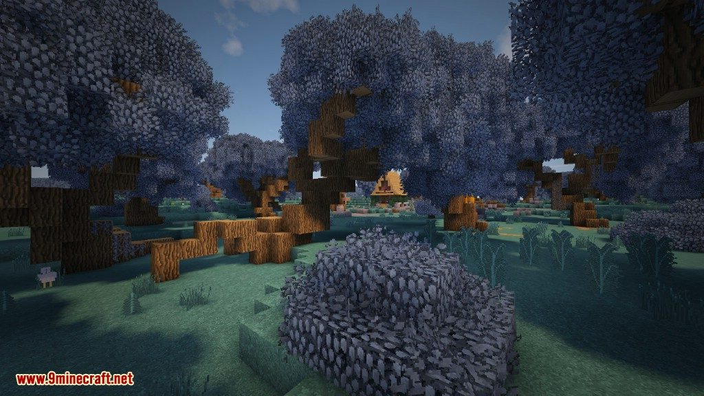 Biome Bundle Mod 1 12 2/1 11 2 (Remaking The Overworld