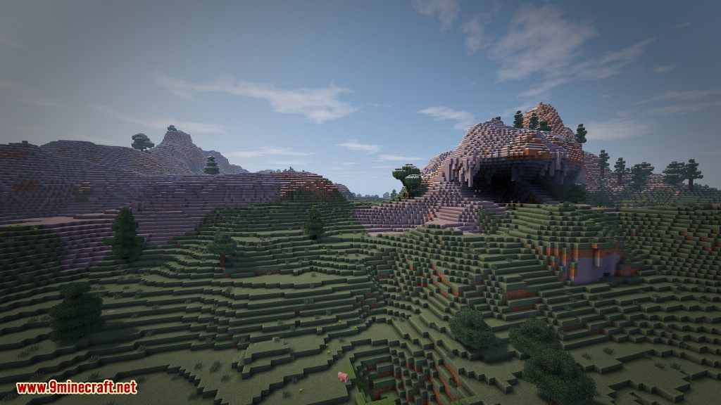 Biome Bundle Mod Extreme Hills