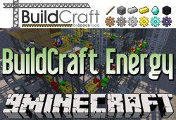 BuildCraft Energy Module