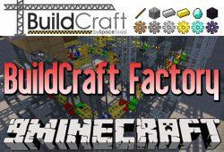 BuildCraft Factory Module