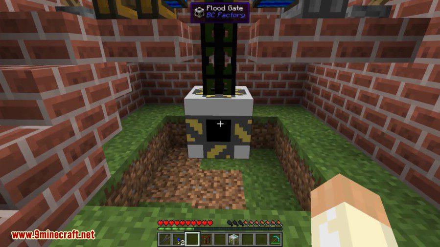 BuildCraft Factory Module 9
