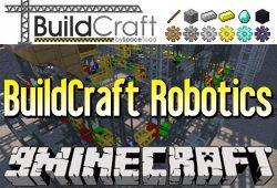 BuildCraft Robotics Module