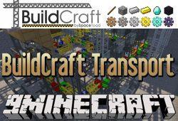 BuildCraft Transport Module