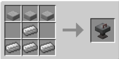 Chisel Mod Crafting Recipes 2