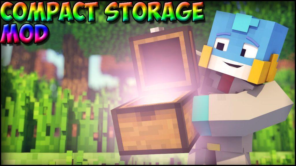 Compact Storage Mod 1.11.2/1.10.2