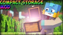 Compact Storage Mod