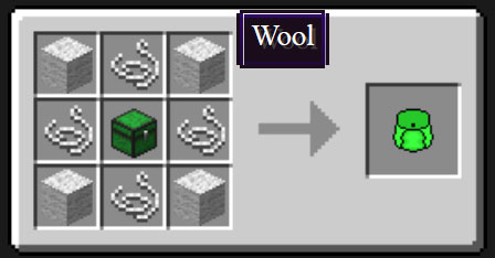 Compact Storage Mod Crafting Recipes triple backpack