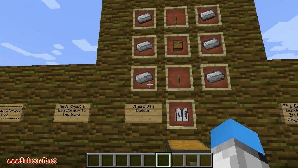 Compact Storage Mod Screenshots 1