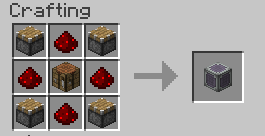 Compacter Mod Crafting Recipes