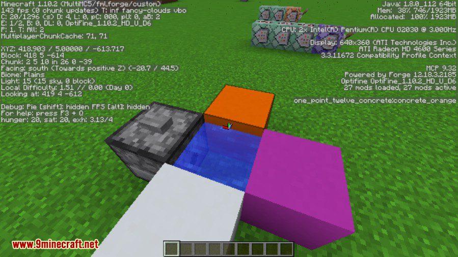 Concrete Mod 2