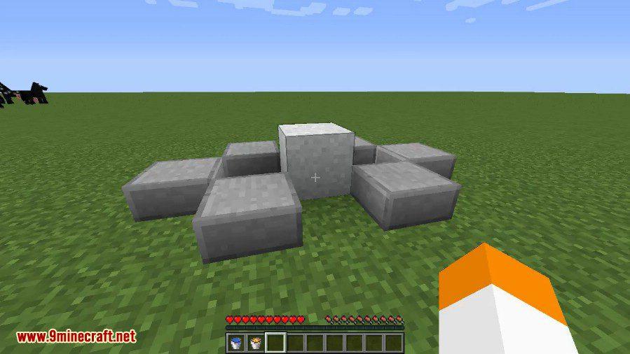 Concrete Mod 3