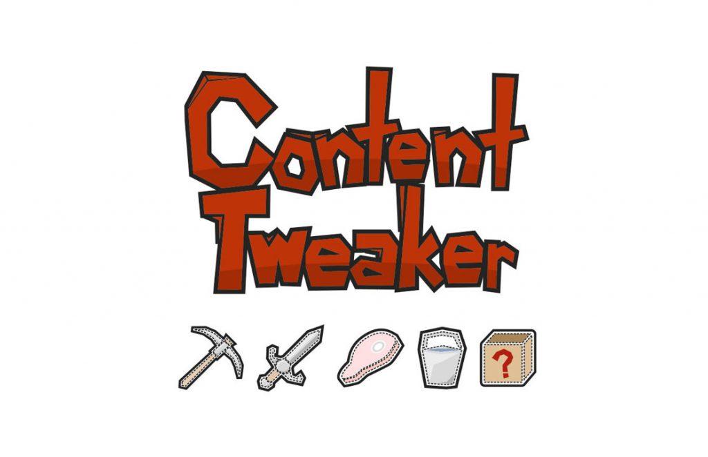 ContentTweaker Mod