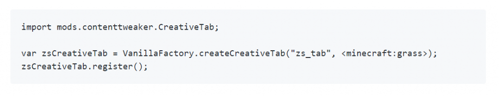 ContentTweaker Mod Wiki 1