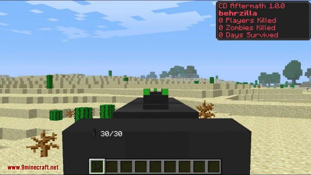 Crafting Dead Mod 9