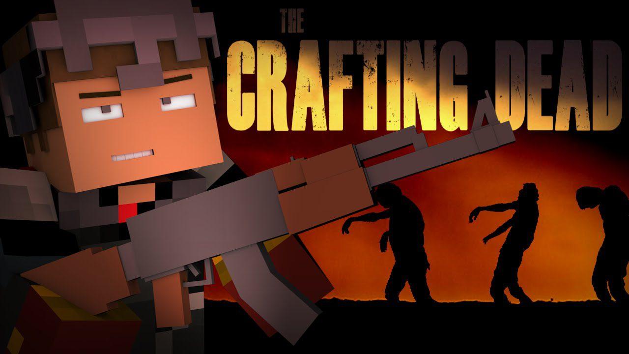 Crafting Dead Mod Survive The Zombie Apocalypse MinecraftNet - Skins para minecraft the walking dead