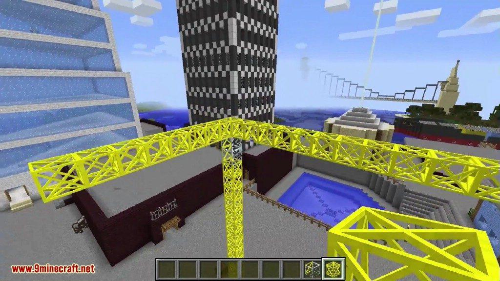 Cranes & Construction Mod Screenshots 10