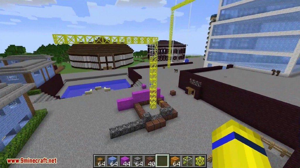 Cranes & Construction Mod Screenshots 13