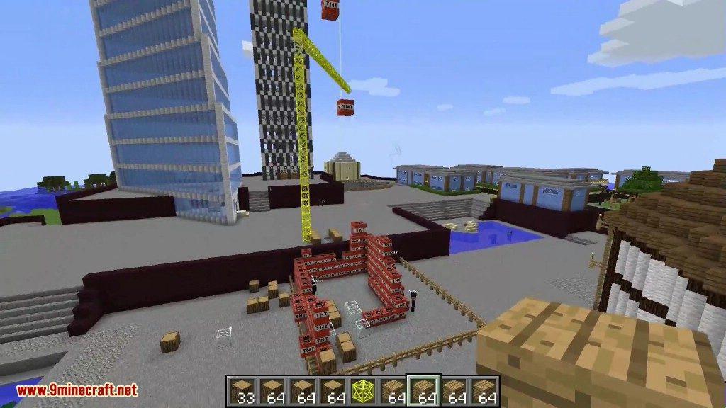 Cranes & Construction Mod Screenshots 15