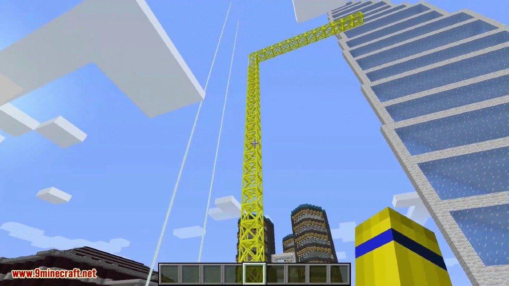 Cranes & Construction Mod Screenshots 2