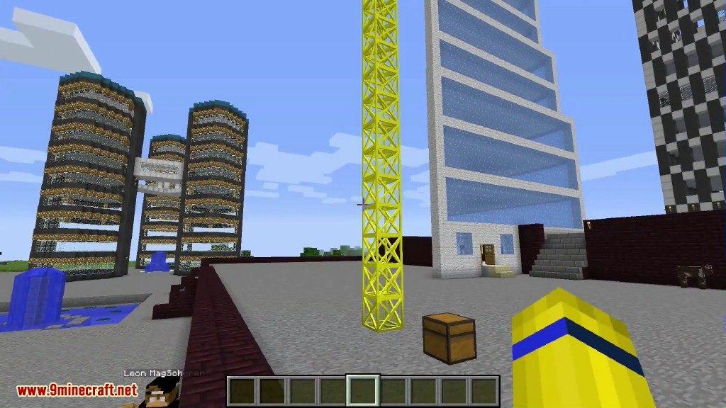 Cranes & Construction Mod Screenshots 3