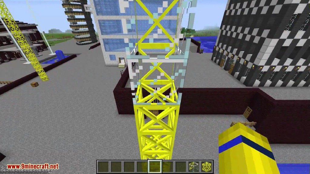 Cranes & Construction Mod Screenshots 5