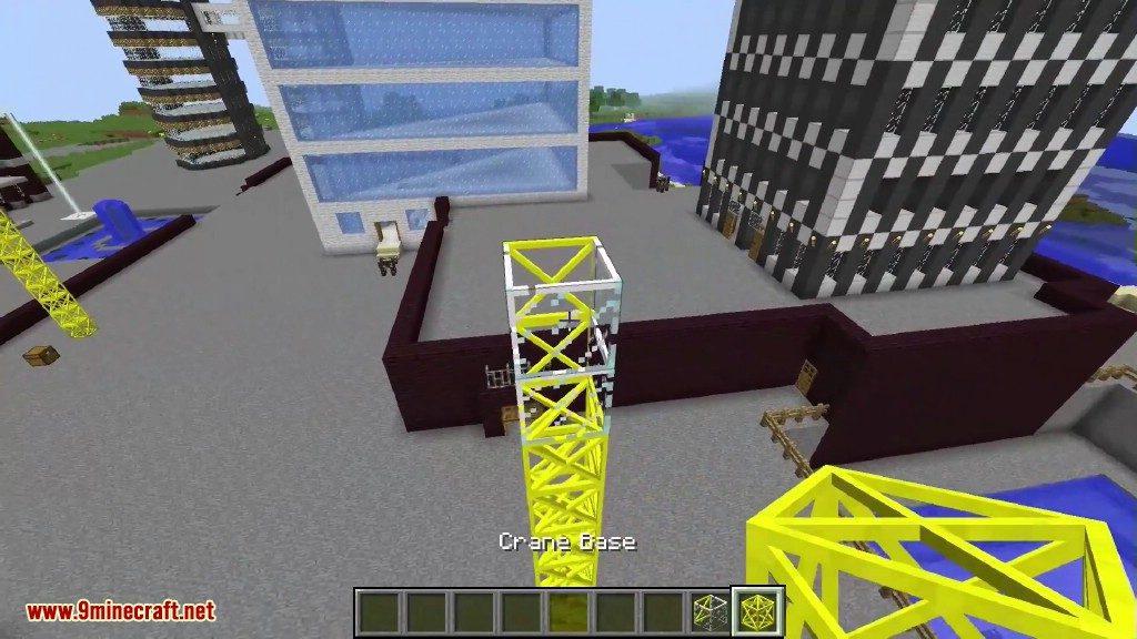 Cranes & Construction Mod Screenshots 7