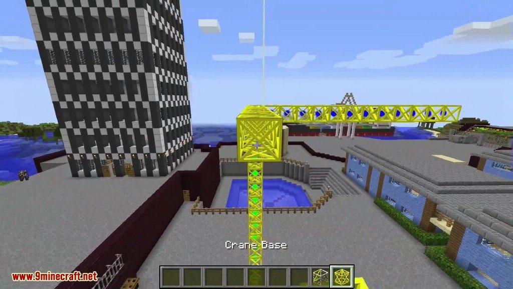 Cranes & Construction Mod Screenshots 9