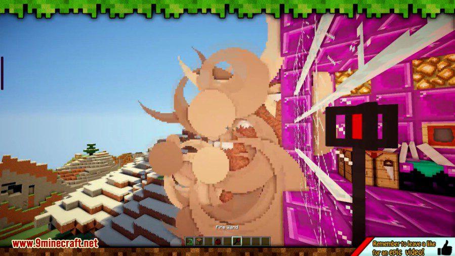 DynamicCraft Mod 6