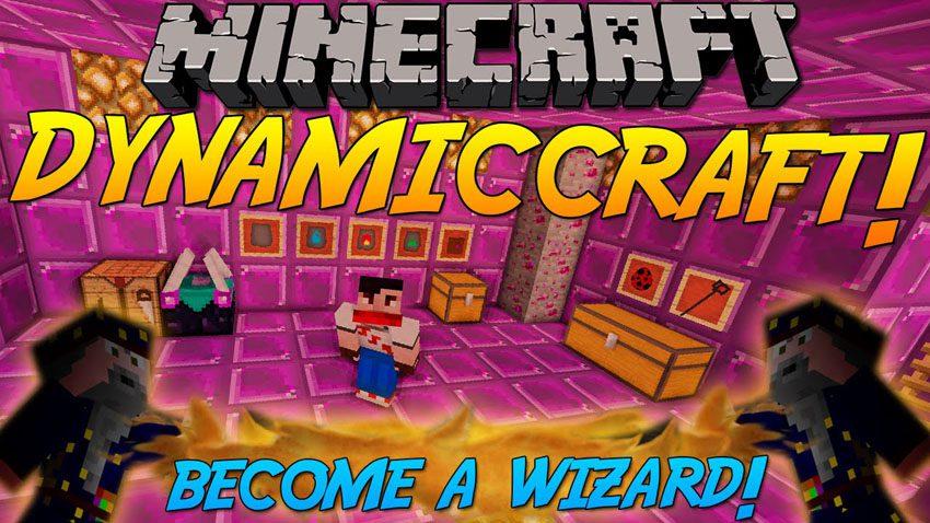 DynamicCraft Mod