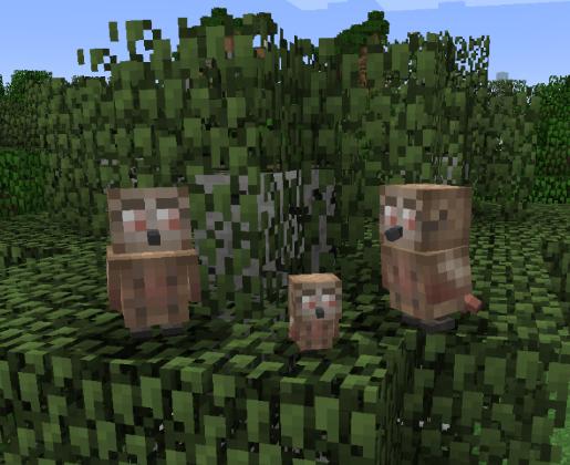 Ender Zoo Mod owl
