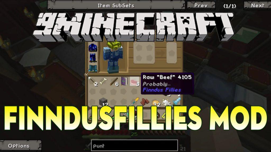 FinndusFillies Mod