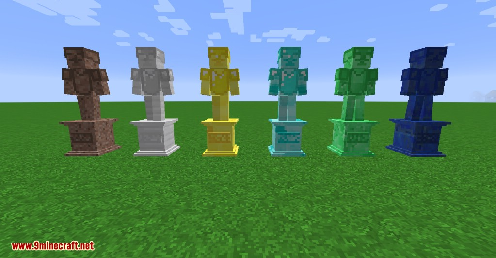 Gravestone Extended Mod 1.12.2/1.11.2 (Memorials, Candles ...