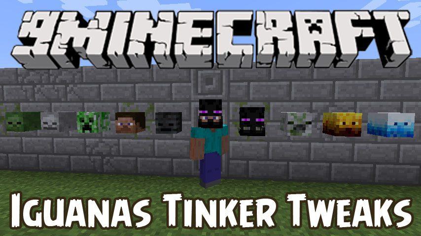 Iguanas Tinker Tweaks Mod 1.7.10